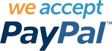 Paypal accepted