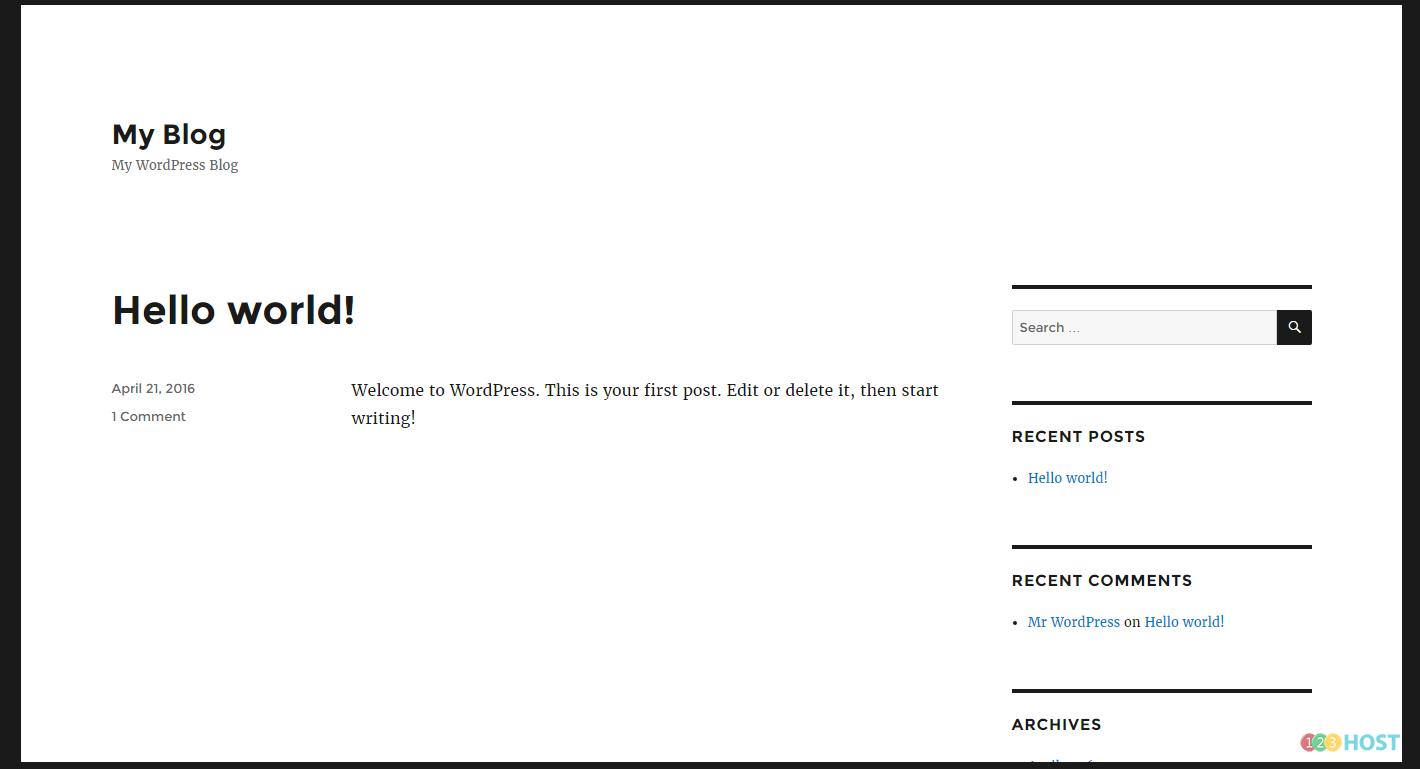 tạo website bán hàng miễn phí