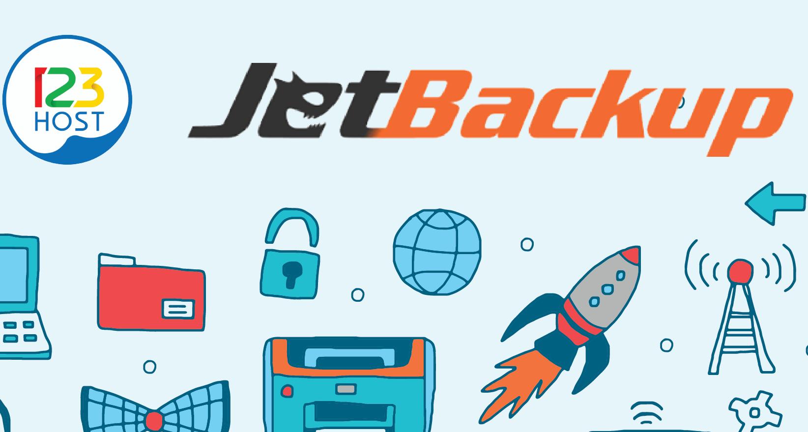 Giới Thiệu Tính Năng Jetbackup Của Hosting