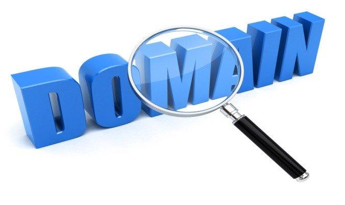 chọn domain