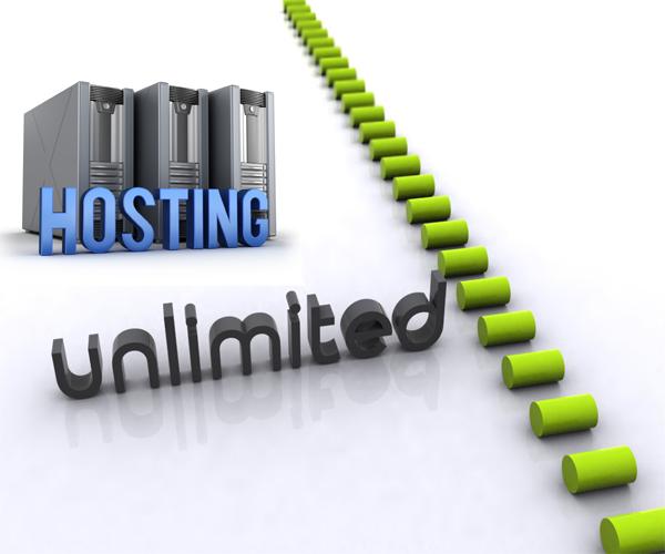 hosting không giới hạn