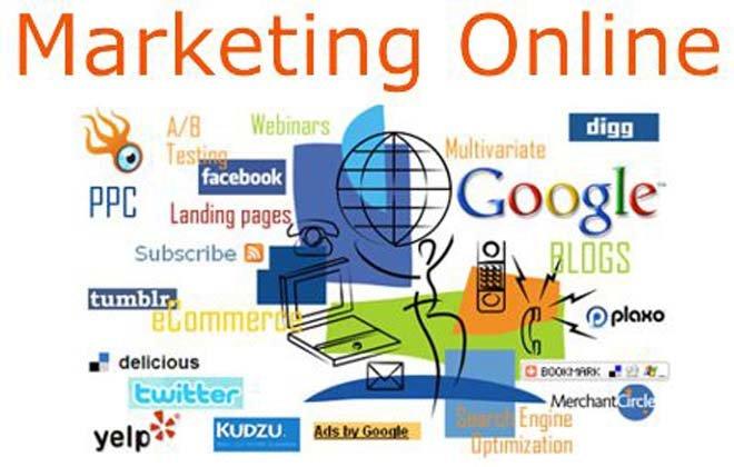 Tuyển dụng nhân viên Maketing Online