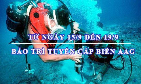 cáp biển AAG